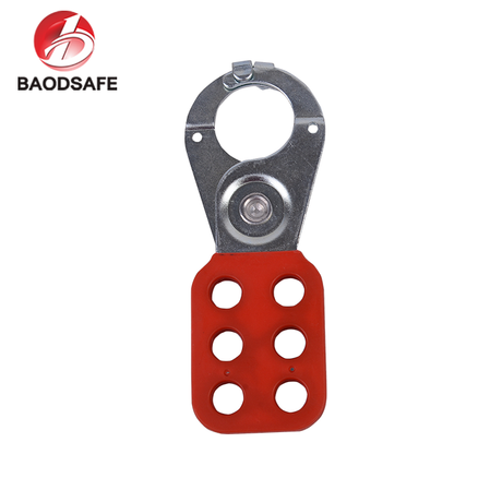Lock Insulation Manufactures Padlock Lockout Hasp