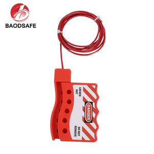 Multipurpose Safety Universal Mini Cable Lockout